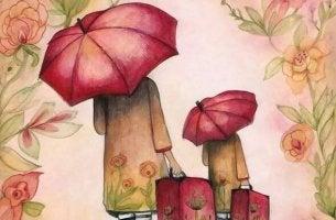 Despedir-se de pessoas e momentos