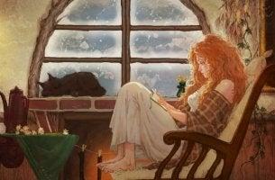O hábito da leitura