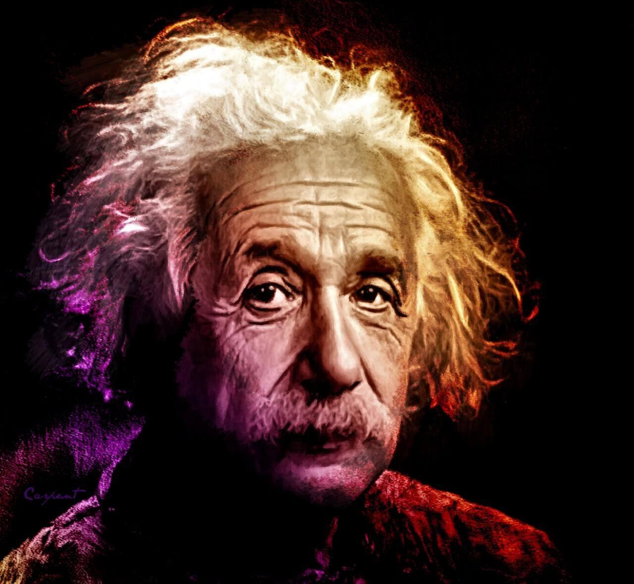 33 grandes citações de Albert Einstein para refletir