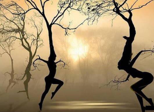 A autoestima é a dança do amor próprio