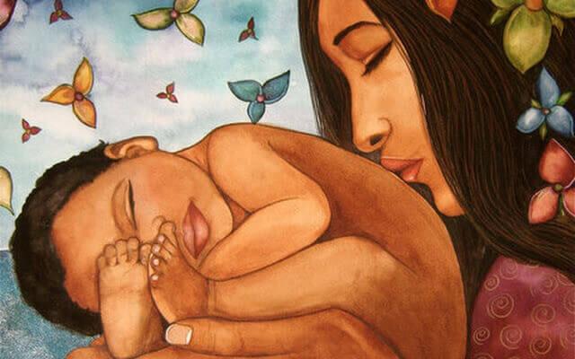 Ser mãe é ter o coração fora do corpo