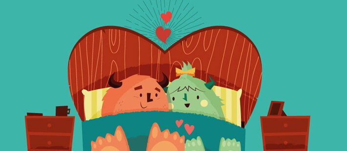 monstros-apaixonados-na-cama