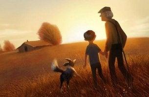 Netos: um legado de amor entre pais e filhos