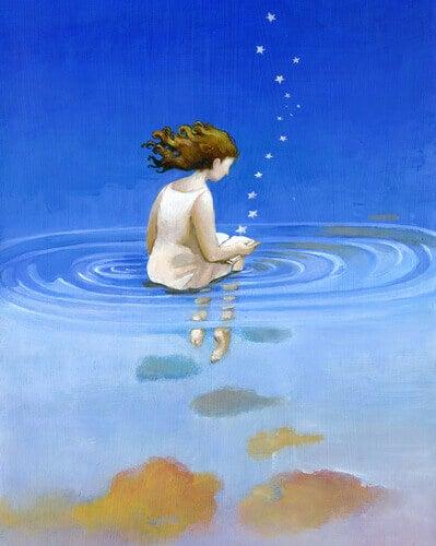 menina-na-agua