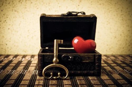 Chave para o coração