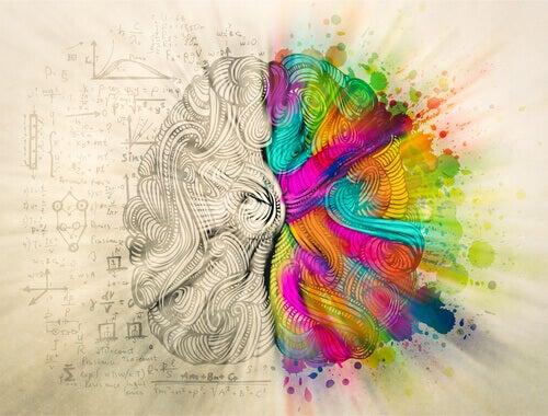 A pintura e a criatividade como terapias
