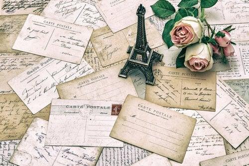 Recordações de um passado feliz