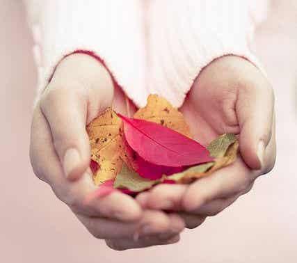 Não posso mudar o passado, mas o presente está nas minhas mãos