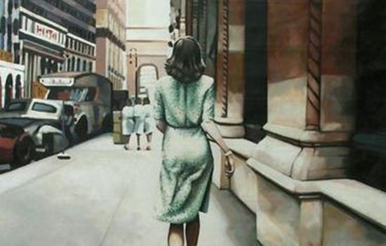 mulher-cidade