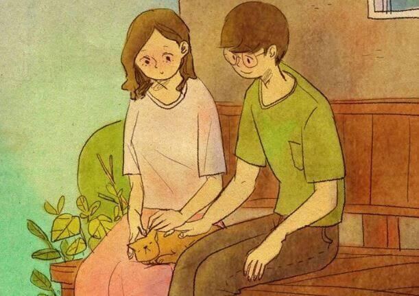 tratar-com-carinho-casal-e-animal-de-estimacao
