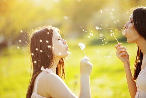 Bons amigos são a melhor cura para a alma