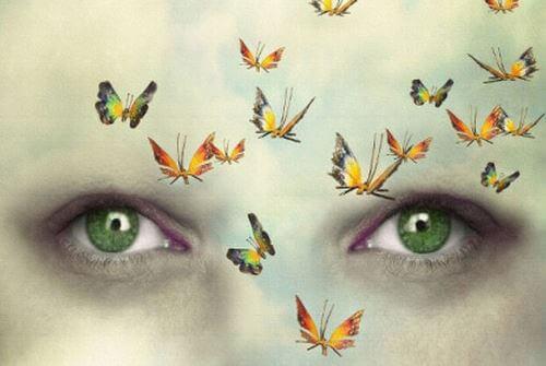 olhos-borboletas