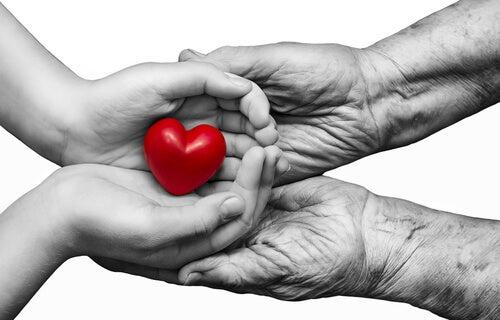 paciência e compaixão