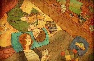 Psicologia da atração: o que nos une às pessoas que amamos