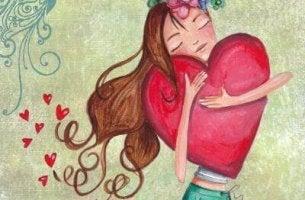 Abraçar a solidão