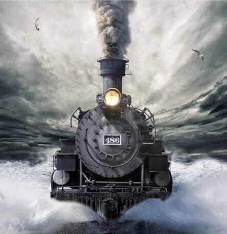 trem-avançando