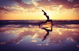 Os benefícios da prática de ioga pra a saúde