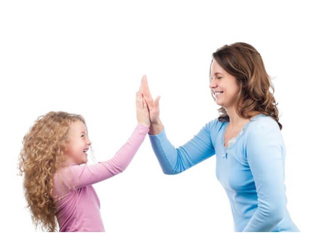 As 3 melhores maneiras de elogiar uma criança