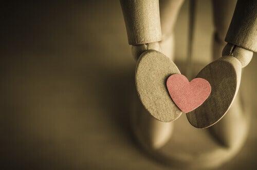 """Como é difícil dizer """"olá"""" quando na realidade quero dizer """"eu te amo"""""""