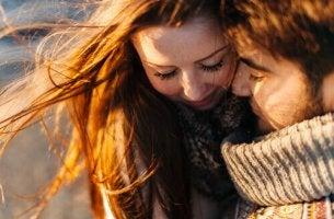 Eu te amo pela maneira como você me faz ser