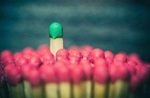 Diferentes tipos de liderança
