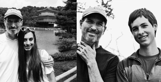 A psicologia de Steve Jobs:  por que educou seus filhos sem iPad