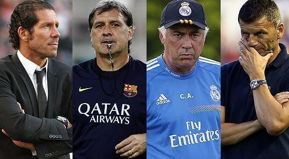 Técnicos de futebol