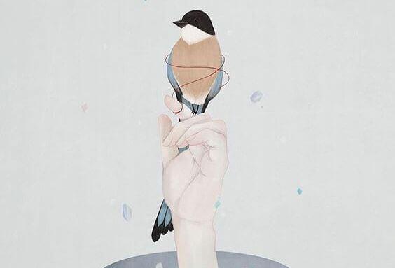 mão-com-passarinho