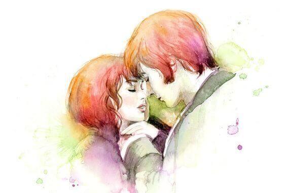 casal-abraçado-amar-e-ser-amado