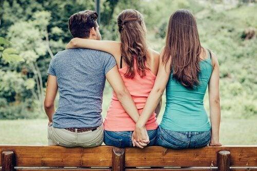 amor tóxico e infidelidade