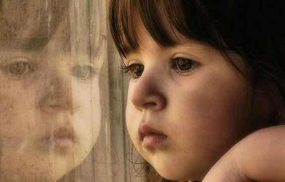 Como detectar a insegurança em seus filhos
