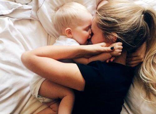 mãe-bebe
