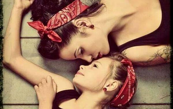 Mães e filhas: a força em um vínculo
