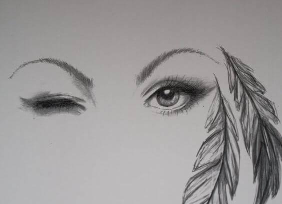 olhos-femininos