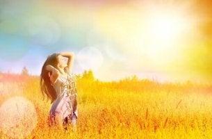 Sua liberdade está em sua mente e em sua emoção