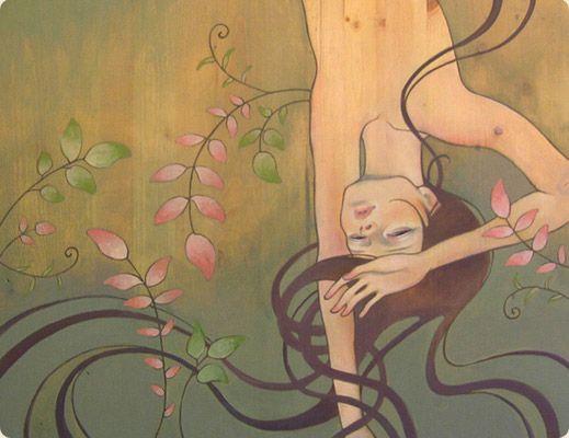mulher-nua-natureza