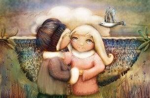 Uma das melhores sensações é saber que alguém gosta de você