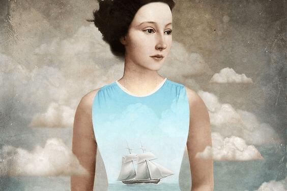 mulher-com-barco-na-roupa