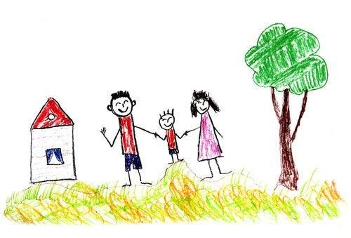 desenho-casa-e-familia