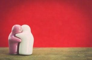 Abraço e empatia