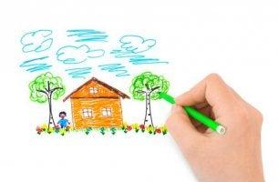 Casa, árvore, pessoa: teste de personalidade (HTP)