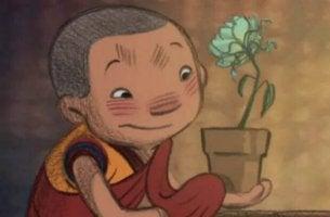 Monge que sabe não ter o controle da vida