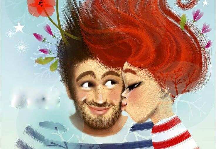 As melhores coisas da vida são de graça: sonhar, abraçar, rir...
