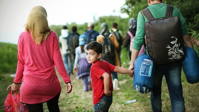 crianças-refugiadas