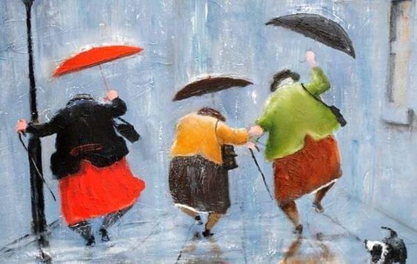 dançando-chuva