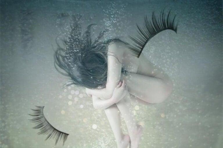 lágrimas-agua