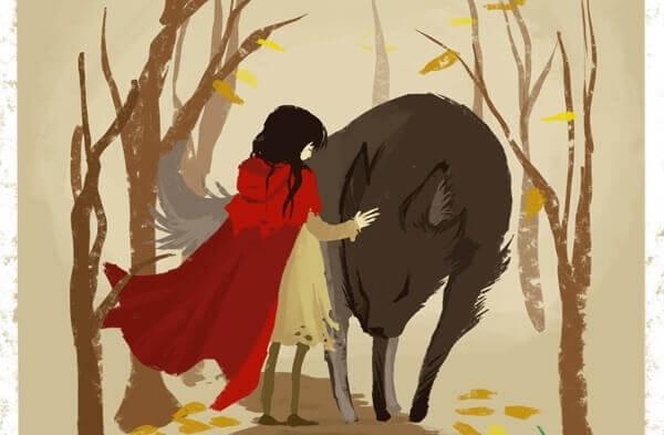 O lobo sempre será mau se só ouvirmos o lado da Chapeuzinho Vermelho