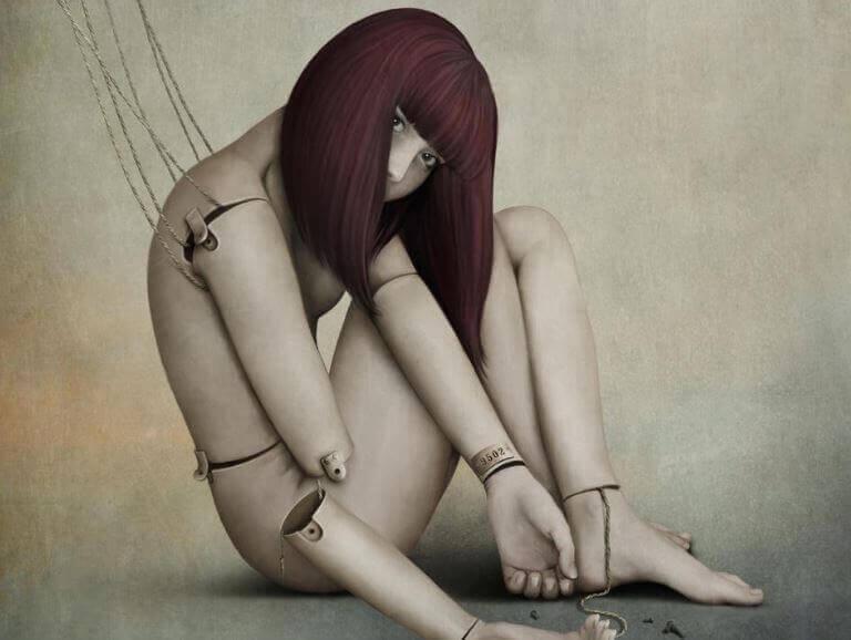Você é tão forte e decidida que esquecem que você também sofre