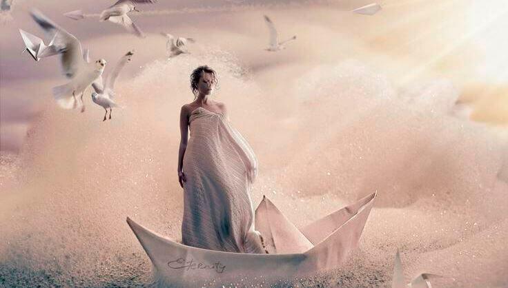 menina-barco-passaros