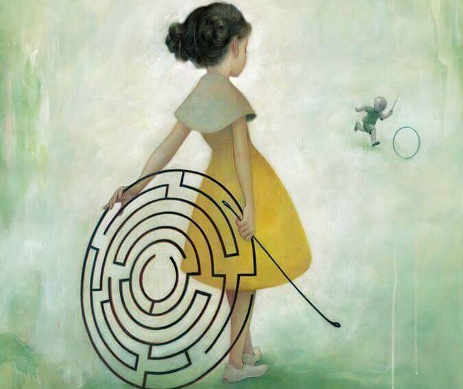 menina-labirinto